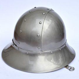 Banded Kettle Helm