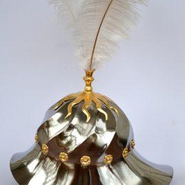 Burgundian Kettle Helm