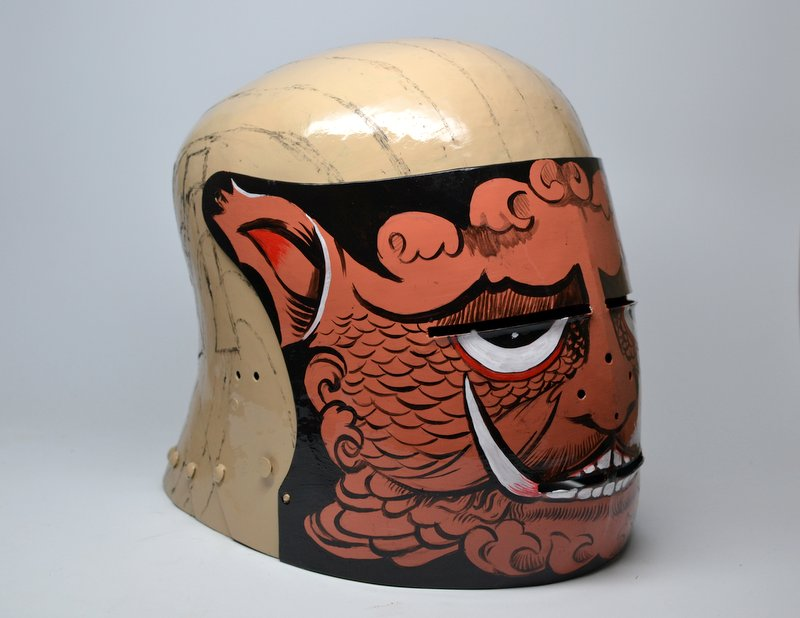 Monster Helmet Redux