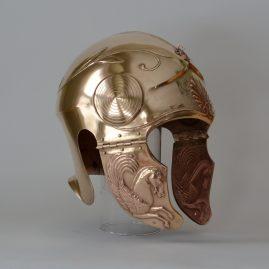 Attic-Chalcidian Helmet