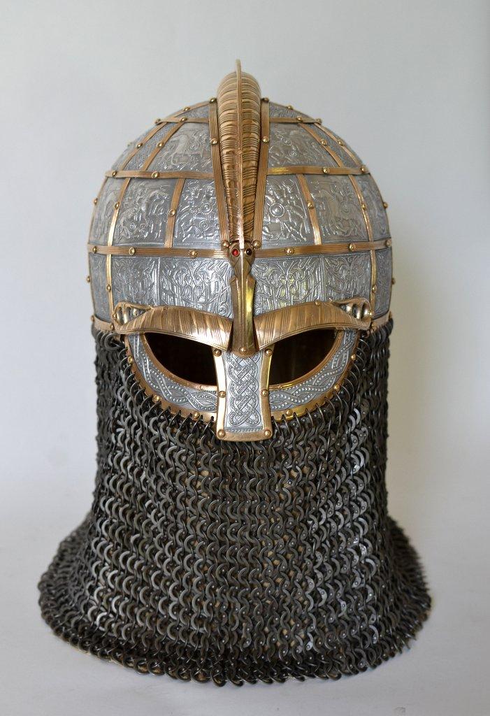 Valsgärde 8 Helmet – Royal Oak Armoury
